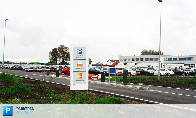 Quickparking reserveer uw lang parkeerplaats bij schiphol for Auto interieur reinigen eindhoven