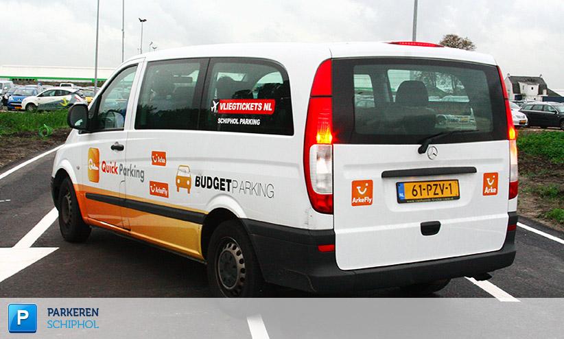 Quickparking reserveer uw lang parkeerplaats bij schiphol for Auto interieur reinigen rotterdam