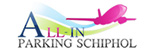 All-in Parking Schiphol logo